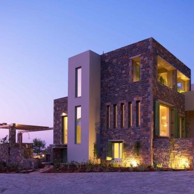 Private Villa in Elounda 1: Image 19