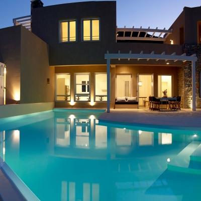 Private Villa in Elounda 2: Image 6